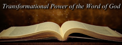 transformational power of the word